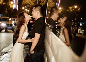 Mr.饶 & Ms.赵(纽约纽约VIP尊荣馆)婚纱摄影照