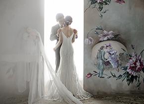 Mr.杨 & Ms.范(纽约纽约VIP尊荣馆)婚纱摄影照