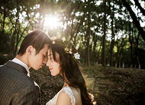 Mr.戴 & Ms.赖(纽约纽约旗舰店)婚纱摄影照