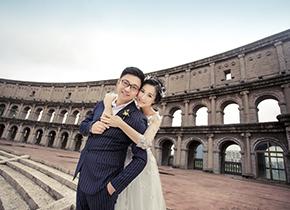 Mr.陈 & Ms.于(纽约纽约旗舰店)婚纱摄影照