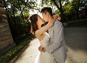 Mr.成 & Ms.王(纽约纽约VIP尊荣馆)婚纱摄影照