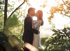 Mr.林 & Ms.王(纽约纽约VIP尊荣馆)婚纱摄影照