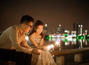 Mr.陆 & Ms.朱(纽约纽约旗舰店)婚纱摄影照