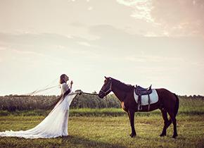 Mr.崔 & Ms.伍(纽约纽约VIP尊荣馆)婚纱摄影照