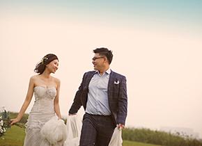Mr.倪 & Ms.姜(纽约纽约VIP尊荣馆)婚纱摄影照