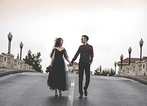Mr.尹 & Ms.钟(纽约纽约旗舰店)婚纱摄影照