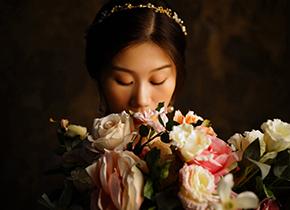 Mr.周 & Ms.刘(纽约纽约VIP尊荣馆)婚纱摄影照