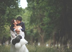 Mr.唐 & Ms.赵(纽约纽约VIP尊荣馆)婚纱摄影照