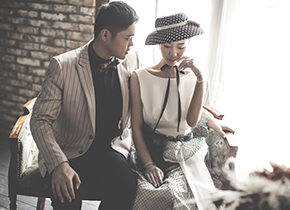 Mr.刘 & Ms.孙(纽约纽约VIP尊荣馆)婚纱摄影照