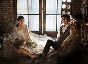 Mr.鲁 & Ms.罗(纽约纽约VIP尊荣馆)婚纱摄影照