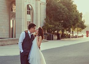 Mr.张 & Ms.郭(纽约纽约VIP尊荣馆)婚纱摄影照