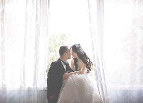 Mr.王 & Ms.刘(纽约纽约旗舰馆)婚纱摄影照