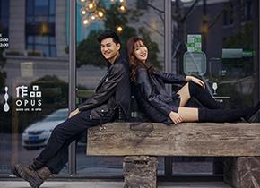 Mr.曾 & Ms.王(纽约纽约VIP尊荣馆)婚纱摄影照