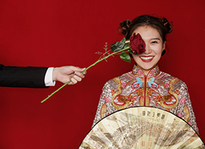 Mr.韩 & Ms.汪(纽约纽约VIP尊荣馆)婚纱摄影照