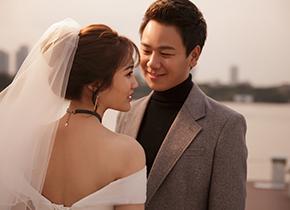 Mr.杜 & Ms.吴(纽约纽约VIP尊荣馆)婚纱摄影照