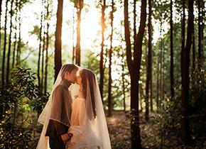 Mr.胡 & Ms.柏(纽约纽约VIP尊荣馆)婚纱摄影照