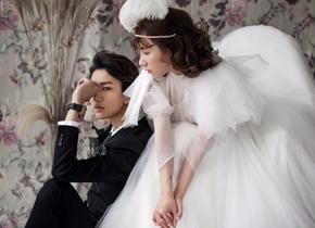 Mr.刘 & Ms.计(纽约纽约VIP尊荣馆)婚纱摄影照