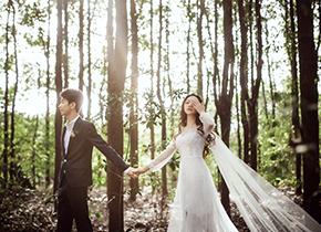 Mr.曾 & Ms.徐(纽约纽约VIP尊荣馆)婚纱摄影照