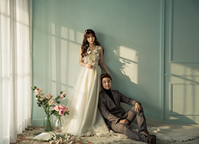 Mr.沈 & Ms.周(纽约纽约VIP尊荣馆)婚纱摄影照