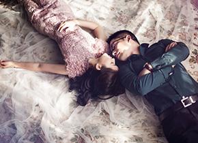 Mr.沈 & Ms.方(纽约纽约VIP尊荣馆)婚纱摄影照