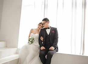 Mr.王 & Ms.邱(纽约纽约VIP尊荣馆)婚纱摄影照