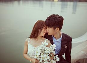 Mr.李 & Ms.毛(纽约纽约VIP尊荣馆)婚纱摄影照