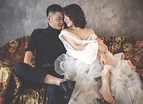 Mr.胡 & Ms.申(纽约纽约VIP尊荣馆)婚纱摄影照