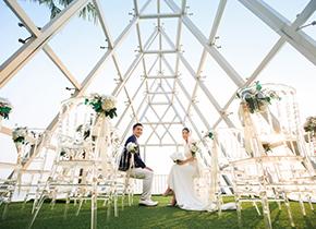 Mr.范 & Ms.王(纽约纽约海南三亚旅拍)婚纱摄影照
