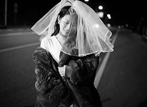 Mr.金 & Ms.相(纽约纽约VIP尊荣馆)婚纱摄影照