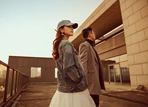 Mr.黄 & Ms.李(纽约纽约旗舰店)婚纱摄影照