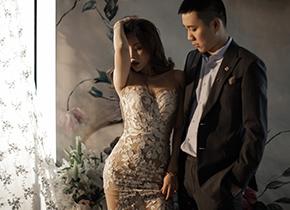 Mr.范 & Ms.王(纽约纽约VIP尊荣馆)婚纱摄影照