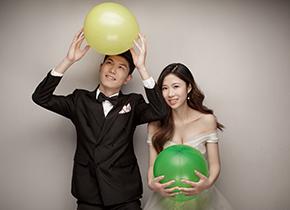 Mr.蒋 & Ms.王(纽约纽约旗舰店)婚纱摄影照