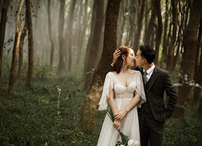 Mr.徐 & Ms.闻(纽约纽约旗舰店)婚纱摄影照