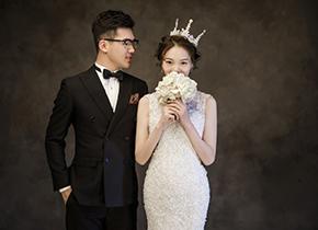 Mr.丁 & Ms.张(纽约纽约旗舰店)婚纱摄影照