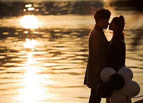Mr.陈 & Ms.钱(纽约纽约VIP尊荣馆)婚纱摄影照