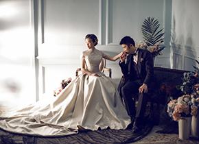 Mr.顾 & Ms.何(纽约纽约VIP尊荣馆)婚纱摄影照