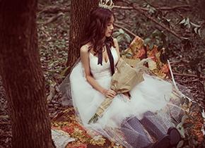Mr.张 & Ms.张(纽约纽约VIP尊荣馆)婚纱摄影照