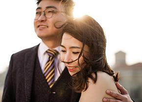Mr.屈 & Ms.朱(纽约纽约旗舰店)婚纱摄影照