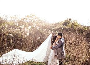 Mr.王 & Ms.龚(纽约纽约VIP尊荣馆)婚纱摄影照