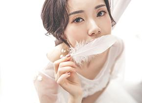 Mr.管 & Ms.谢(纽约纽约VIP尊荣馆)婚纱摄影照