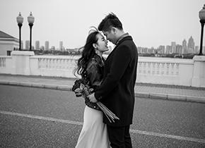 Mr.顾 & Ms.刘(纽约纽约旗舰店)婚纱摄影照