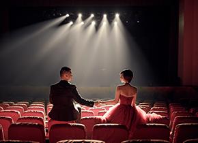 Mr.万 & Ms.黄(纽约纽约旗舰店)婚纱摄影照