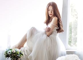 Ms.许(纽约纽约个人写真)婚纱摄影照