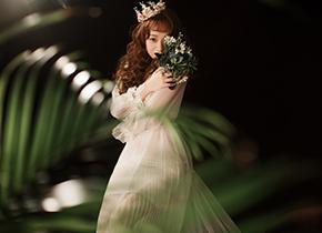 Ms.朱(纽约纽约个人写真)婚纱摄影照