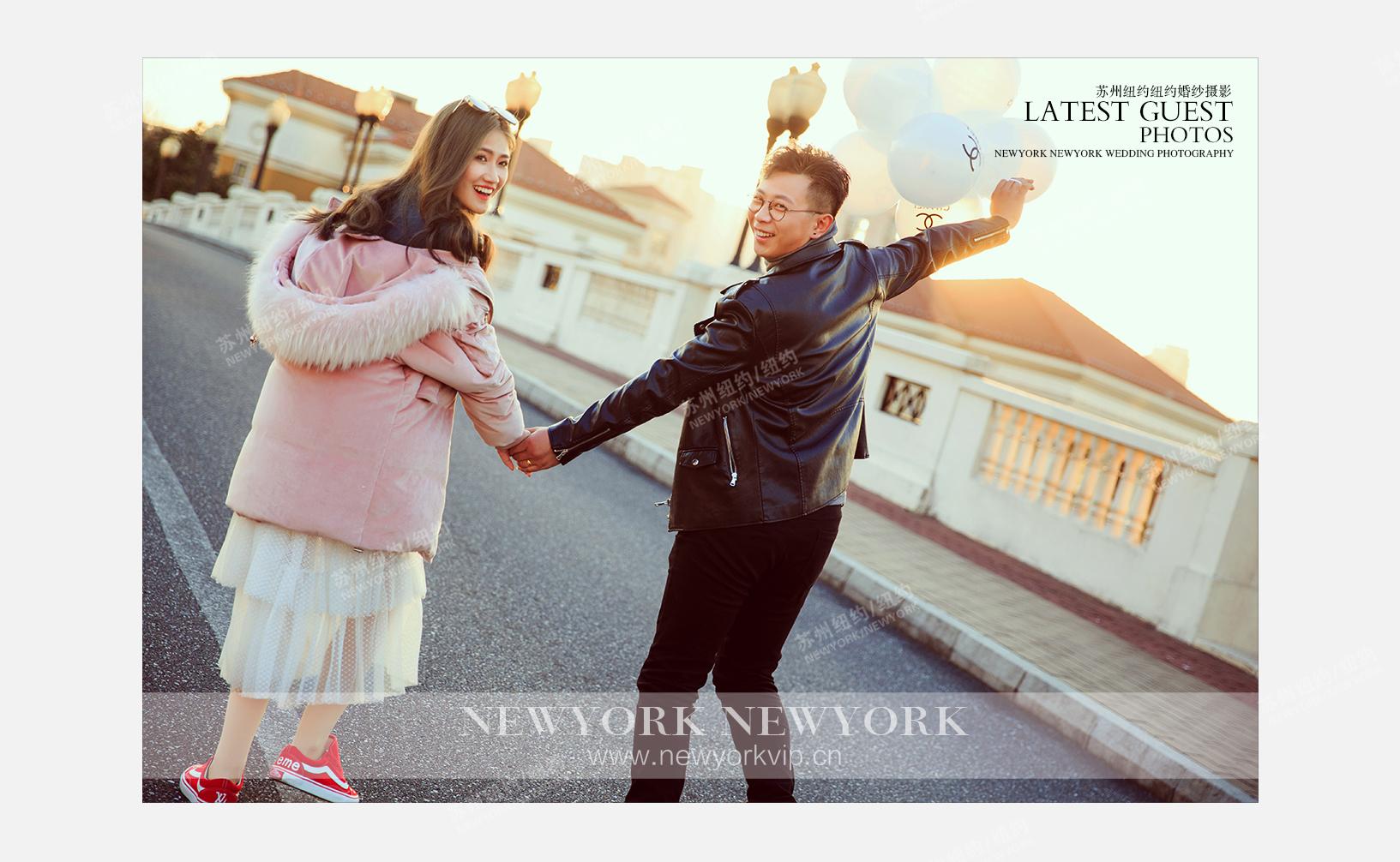 Mr.徐 & Ms.吴(纽约纽约旗舰店)婚纱摄影照