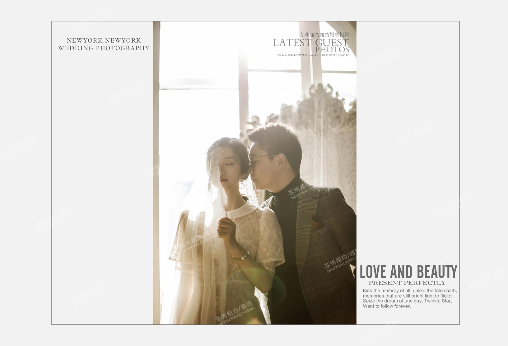 Mr.田 & Ms.屠(纽约纽约VIP尊荣馆)婚纱摄影照