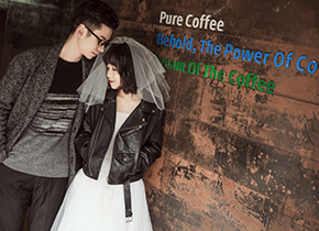 Mr.李 & Ms.吴(纽约纽约旗舰店)婚纱摄影照
