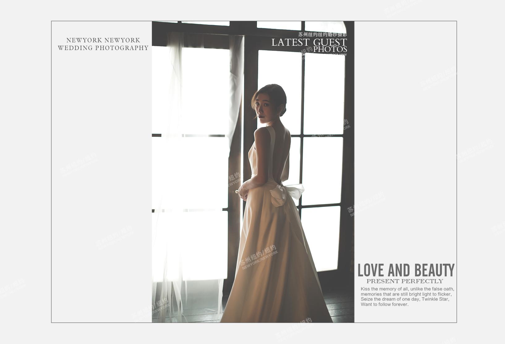 Mr.糜 & Ms.刘(纽约纽约VIP尊荣馆)婚纱摄影照