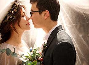 Mr.任 & Ms.王(纽约纽约旗舰店)婚纱摄影照