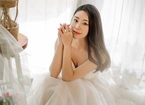 Ms.赵(纽约纽约个人写真)婚纱摄影照